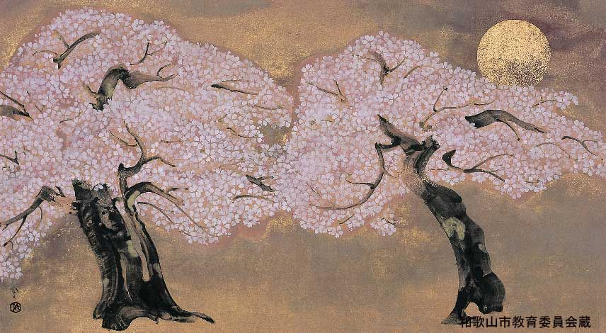 KAWABATA Ryushi(川端龍子 Japanese, 1885-1966)