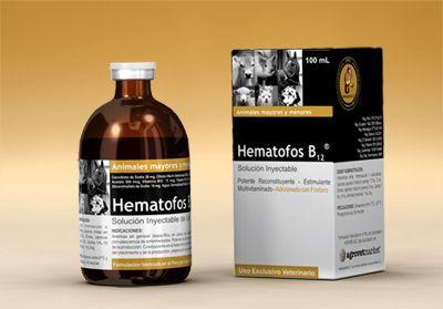 Hematofos B12! El reconstituyente más vendido en América Latina, nuestro producto estrella!