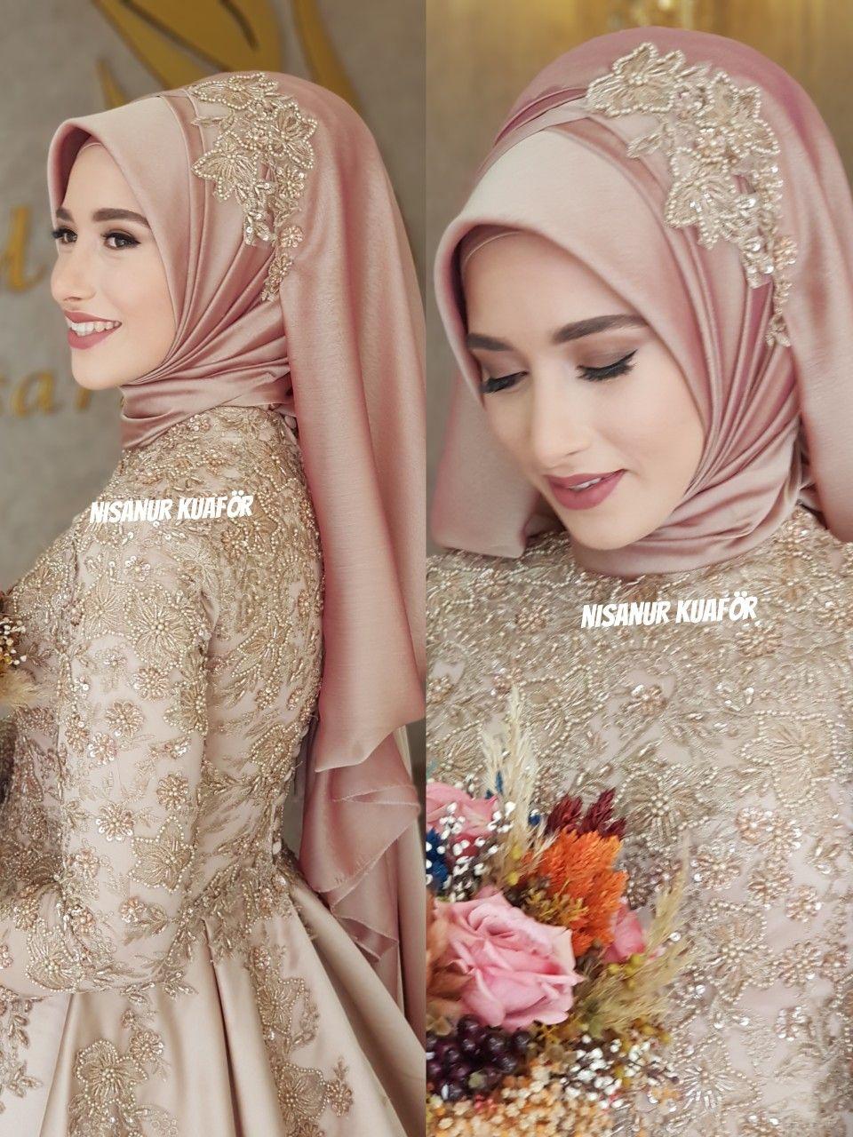 Pin von ImmaRahim auf Hijab wedding | Pinterest | Dügün