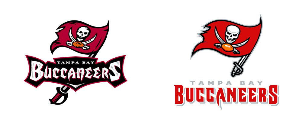 Reviewed New Logo Identity And Helmet For Tampa Bay Buccaneers Tampa Bay Buccaneers Tampa Buccaneers