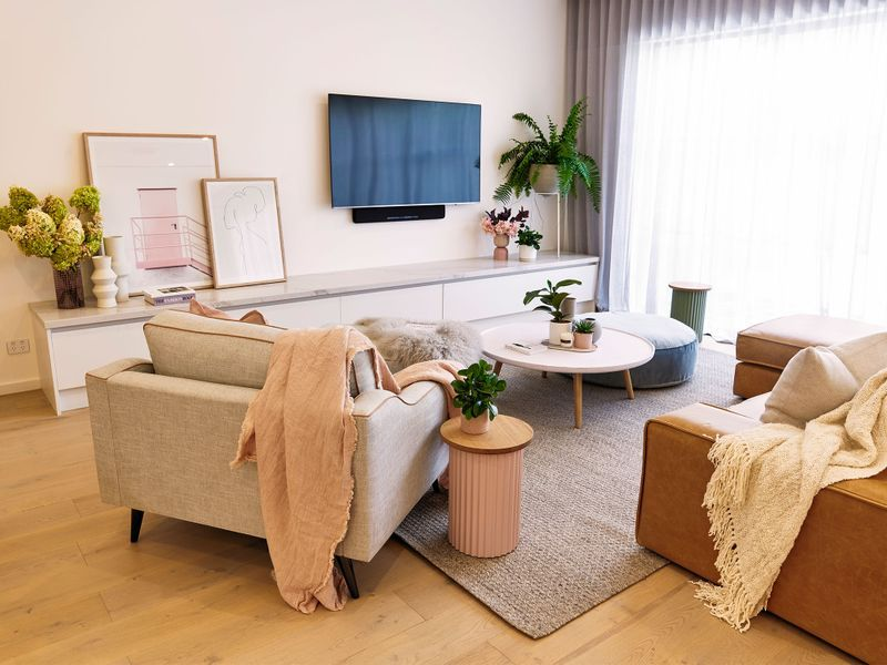 Norsu's living room proves style can be family friendly images