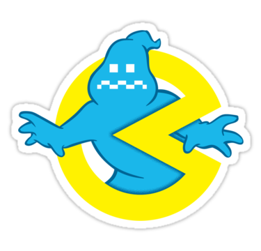 Pacman , Ghost Busters , Pac-Man