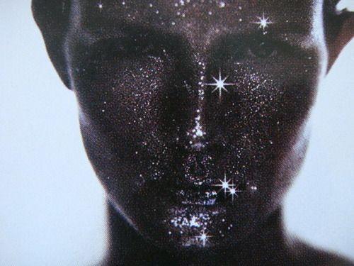 - #glitter #makeup #intense