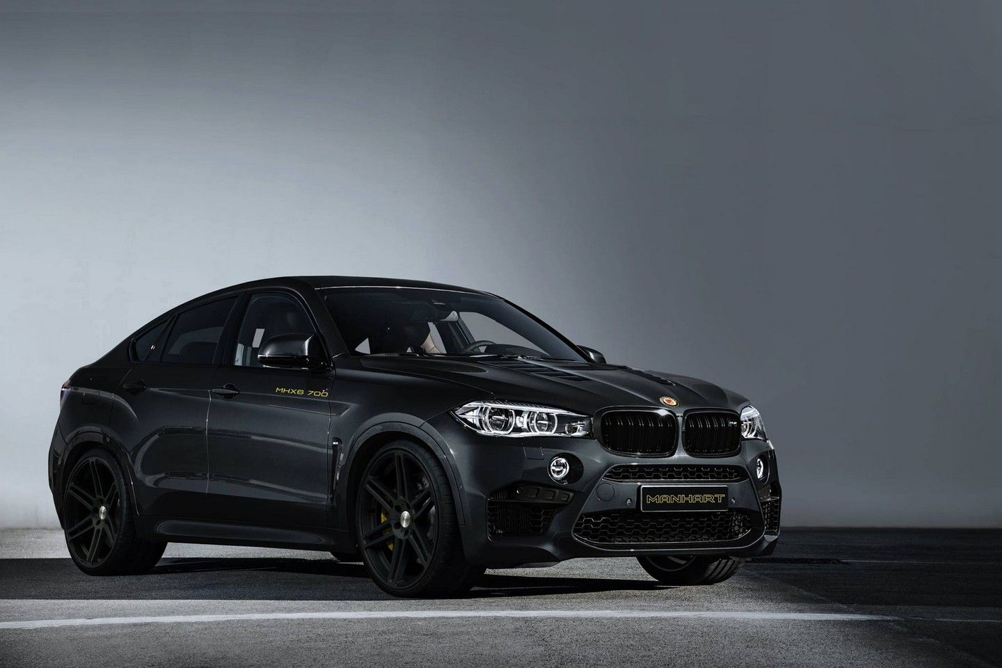 Manhart Boosts Bmw X6 M To 700 Horses One Day Cars Pinterest