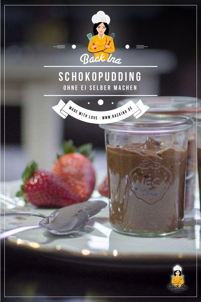 Schokopudding selber machen: Leicht und schnell | Backina.de