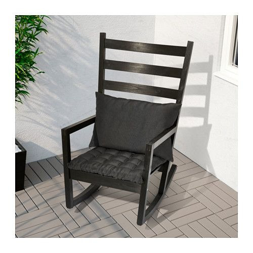 v rmd schaukelstuhl drinnen drau en ikea chill outside pinterest rocking chair porch. Black Bedroom Furniture Sets. Home Design Ideas