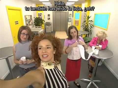 A2 ccaf la m s guapa de la oficina subtitulado cortos for Xxx porno en la oficina