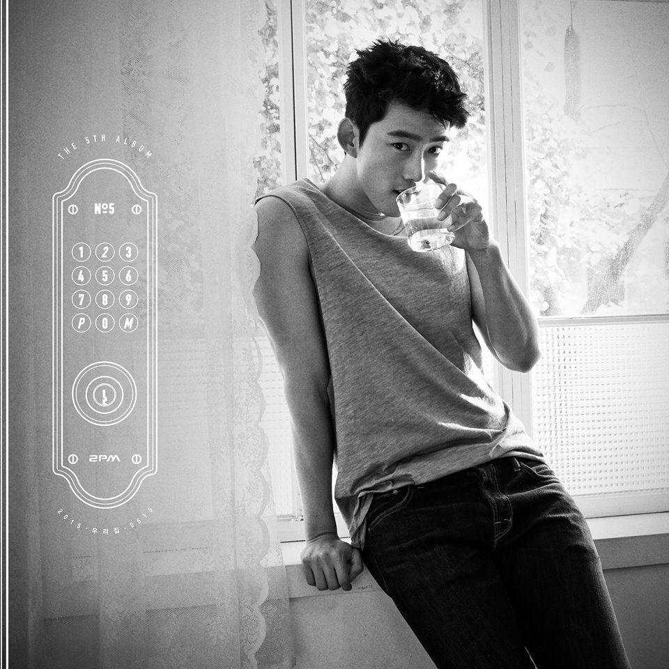 2PM looks sexy and suave in latest comeback teaser photos