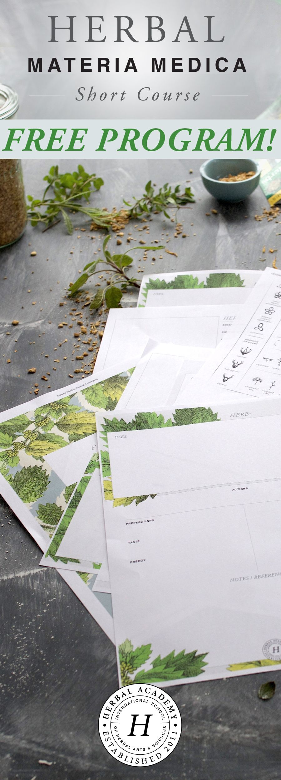 Herbal Education and Correspondence Courses – Mountain ...