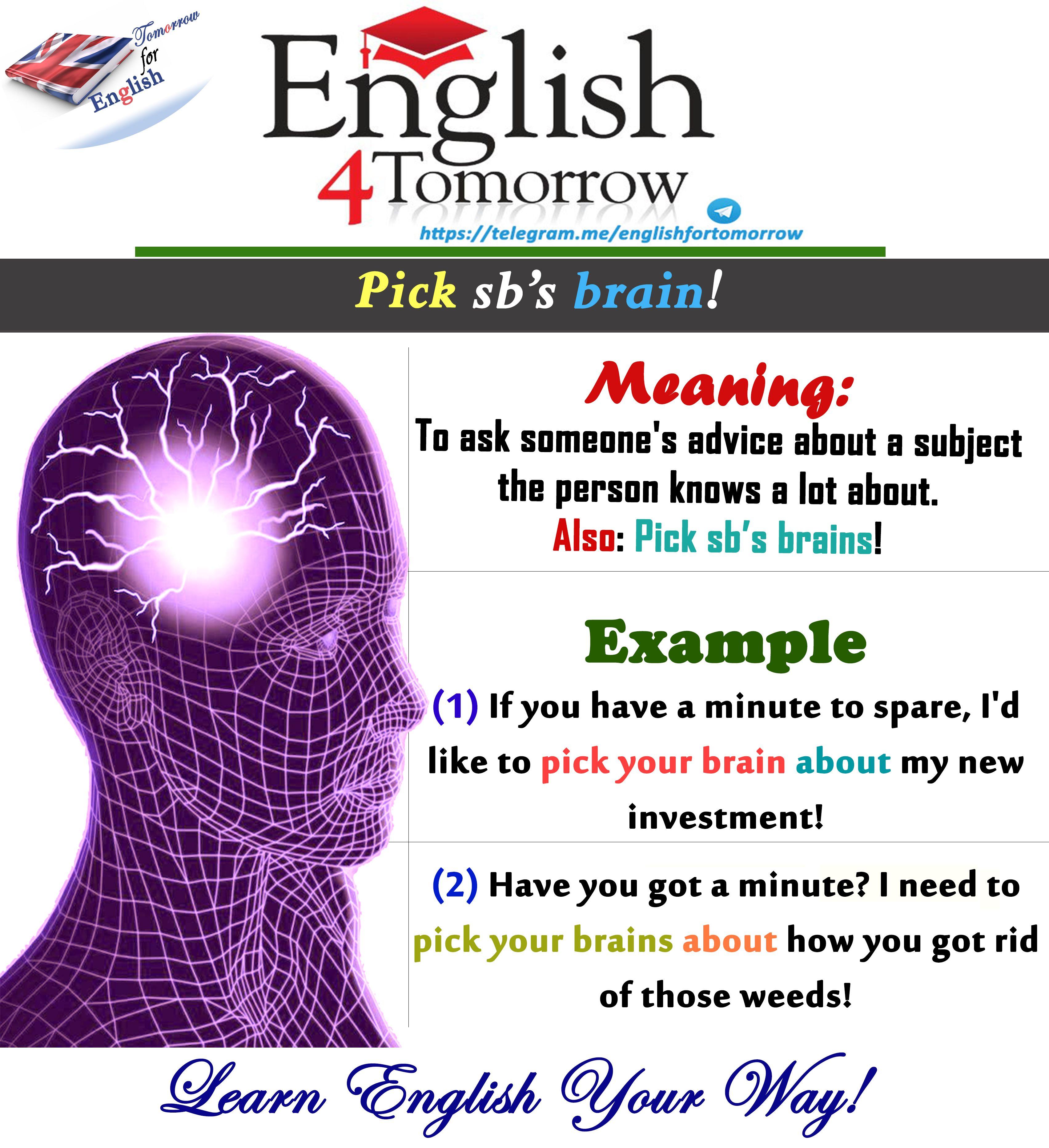 Pick Sb S Brain