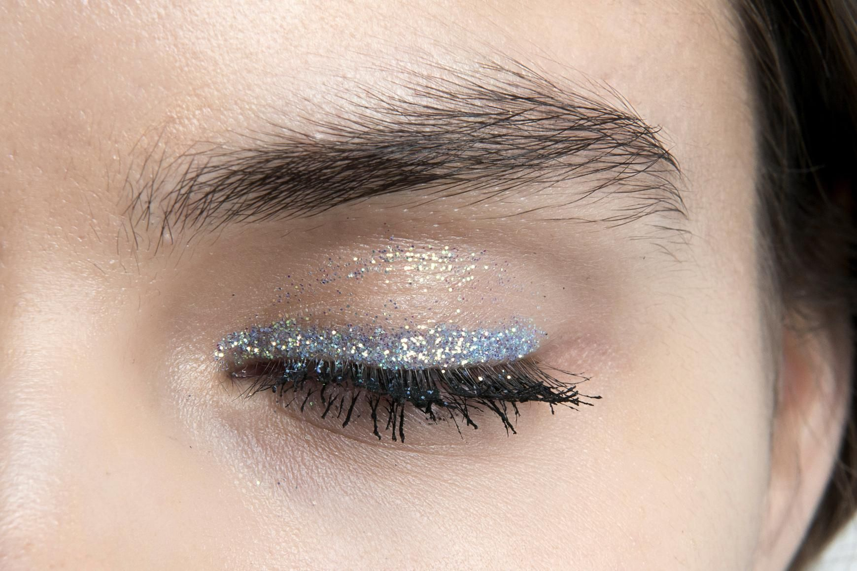 35 Ways to Wear Colorful Eyeliner Simple eyeliner
