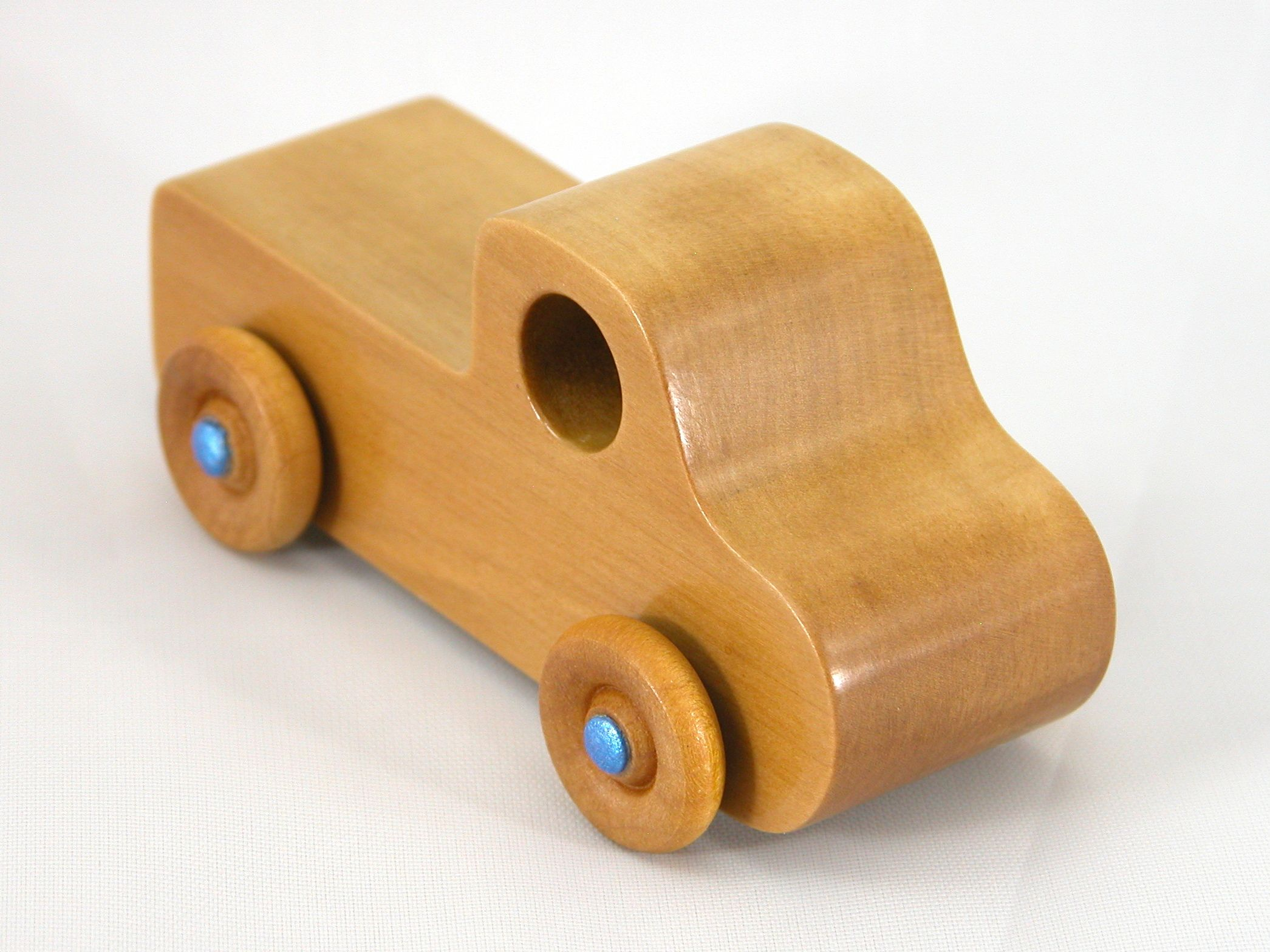 Handmade Wooden Toy Truck Play Pal Pickup Truck Toys Toy Truck