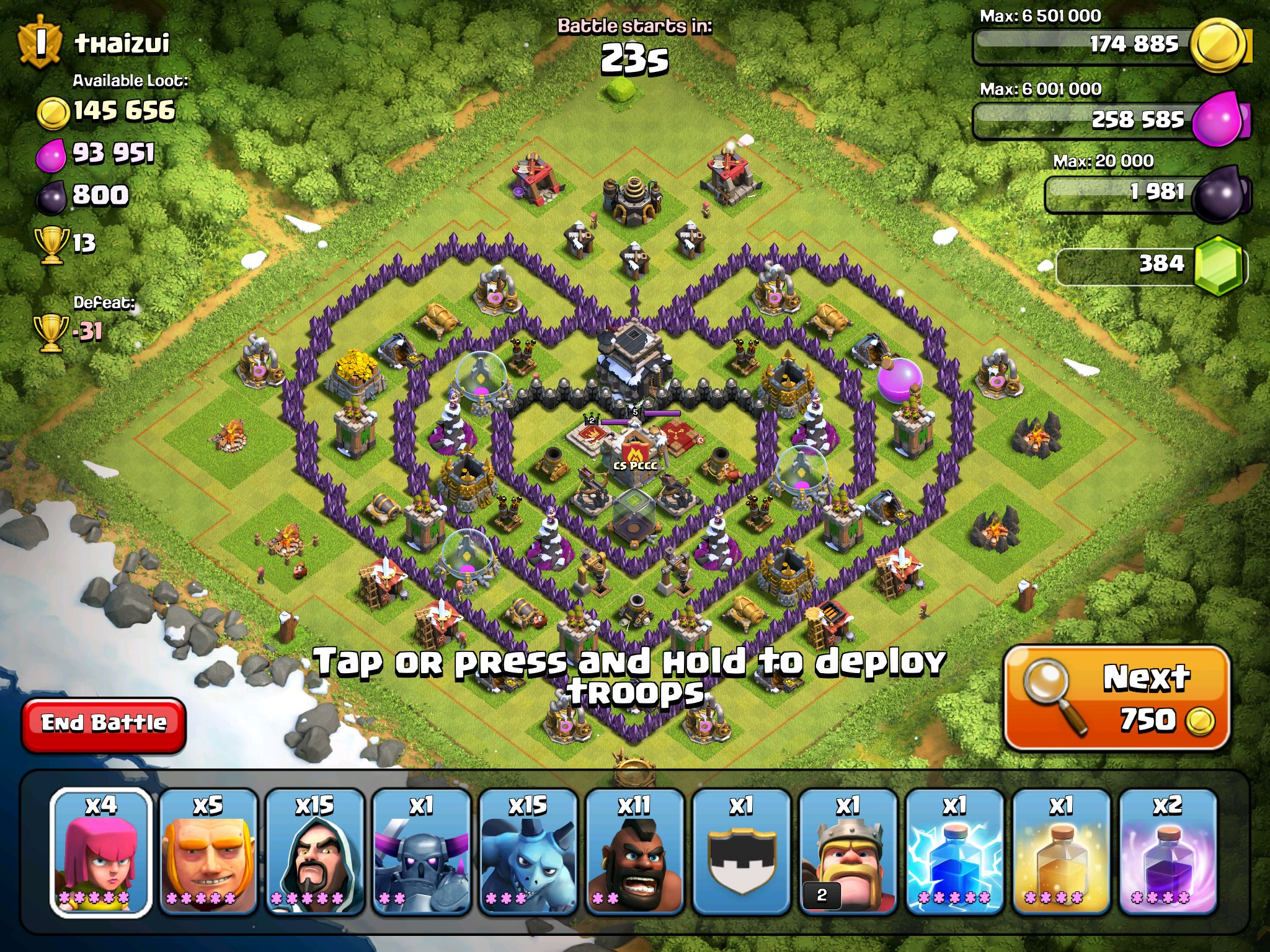 More Hearts Coc Base Clash Of Clans Clan Clash Of Clans Hack