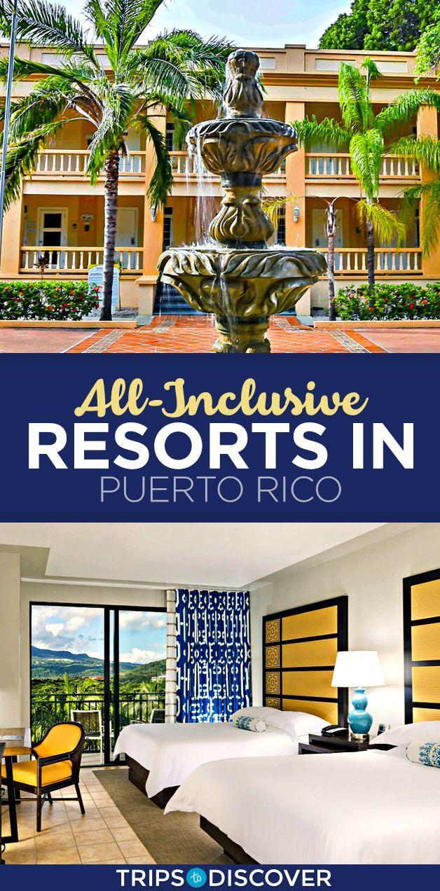 7 Best All-Inclusive Resorts in Puerto Rico #islandtropicalpuertorico