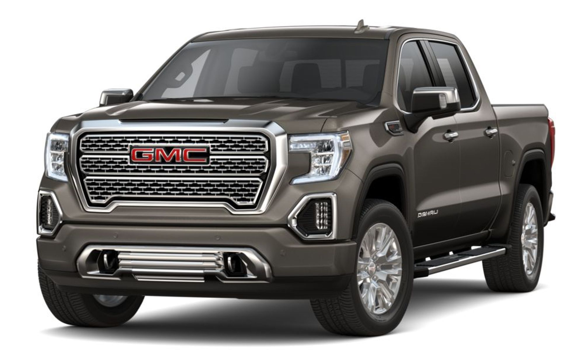 Review 2019 Gmc Sierra 1500 Denali Exterior Colors And Images Feels Free To Follow Us Di 2020 Dengan Gambar Kendaraan