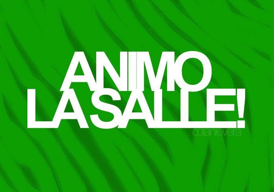 ANIMO LA SALLE by colanievera on DeviantArt