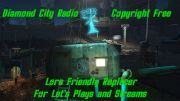 Copyright Free Diamond City Radio Replacer For Let S Plays And Streams At Fallout 4 Nexus Mods And Community Fallout 4 Mods Xbox One Mods Fallout Game