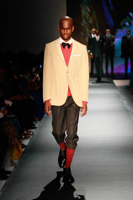 Ozwald Boateng - Arise Fashion Show March 2011 - Lagos