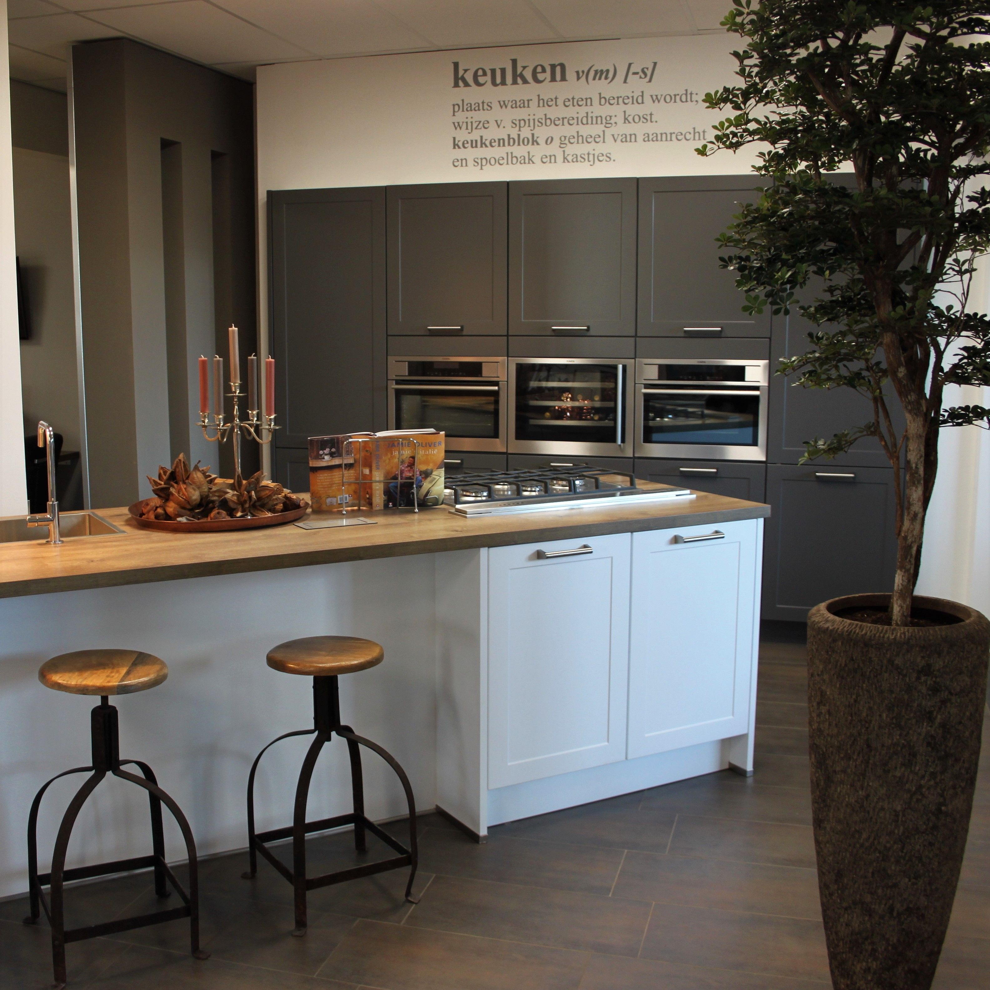 Kookeiland Afzuiging Showroom Keuken Sense Keukens Keuken Eiland Down Draft