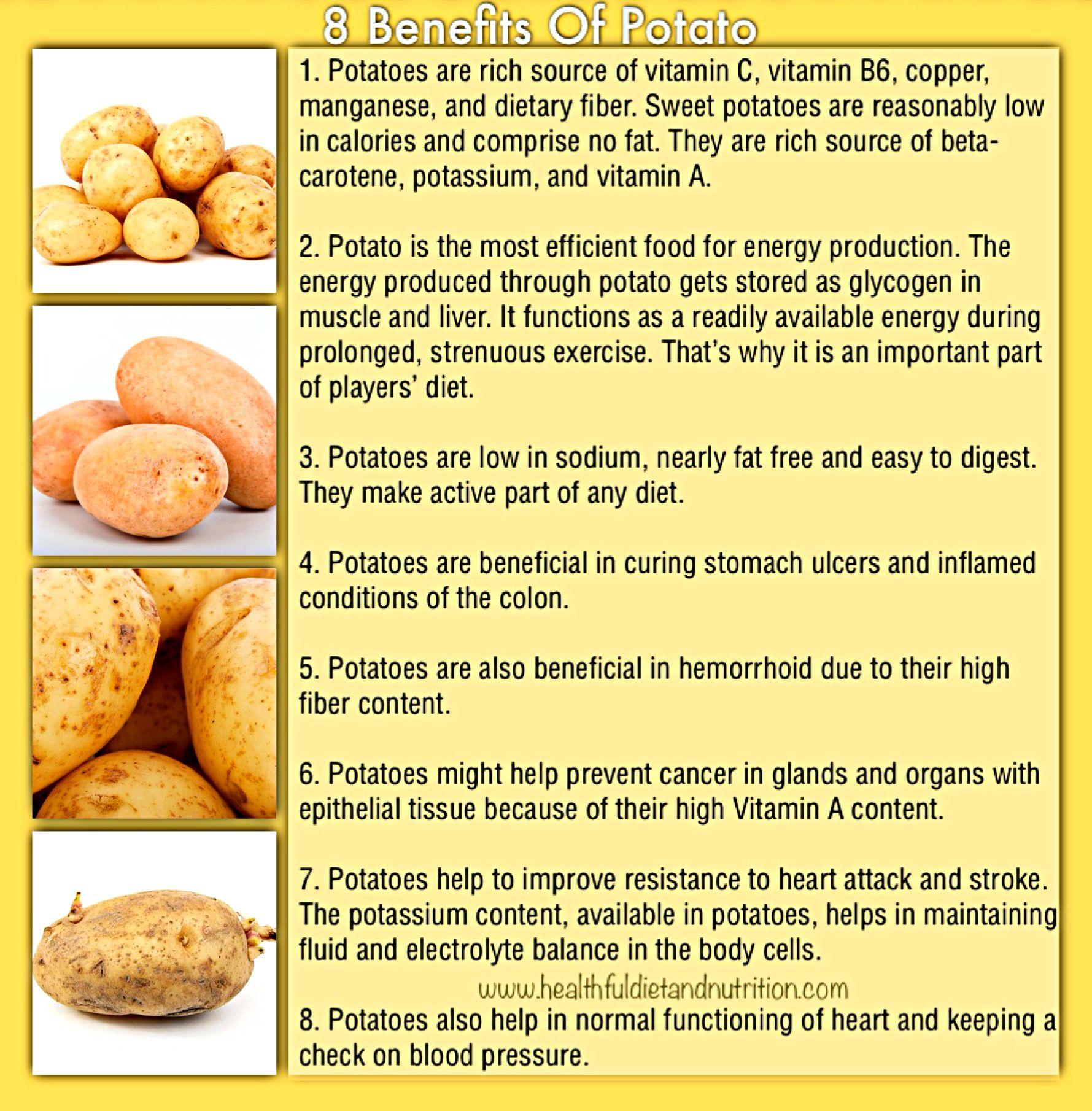 Результаты картофельной диеты