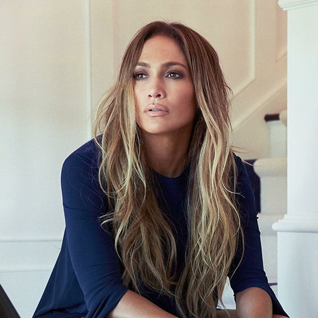 Jennifer Lopez In 2019 Celebrity Hair Colors Jennifer