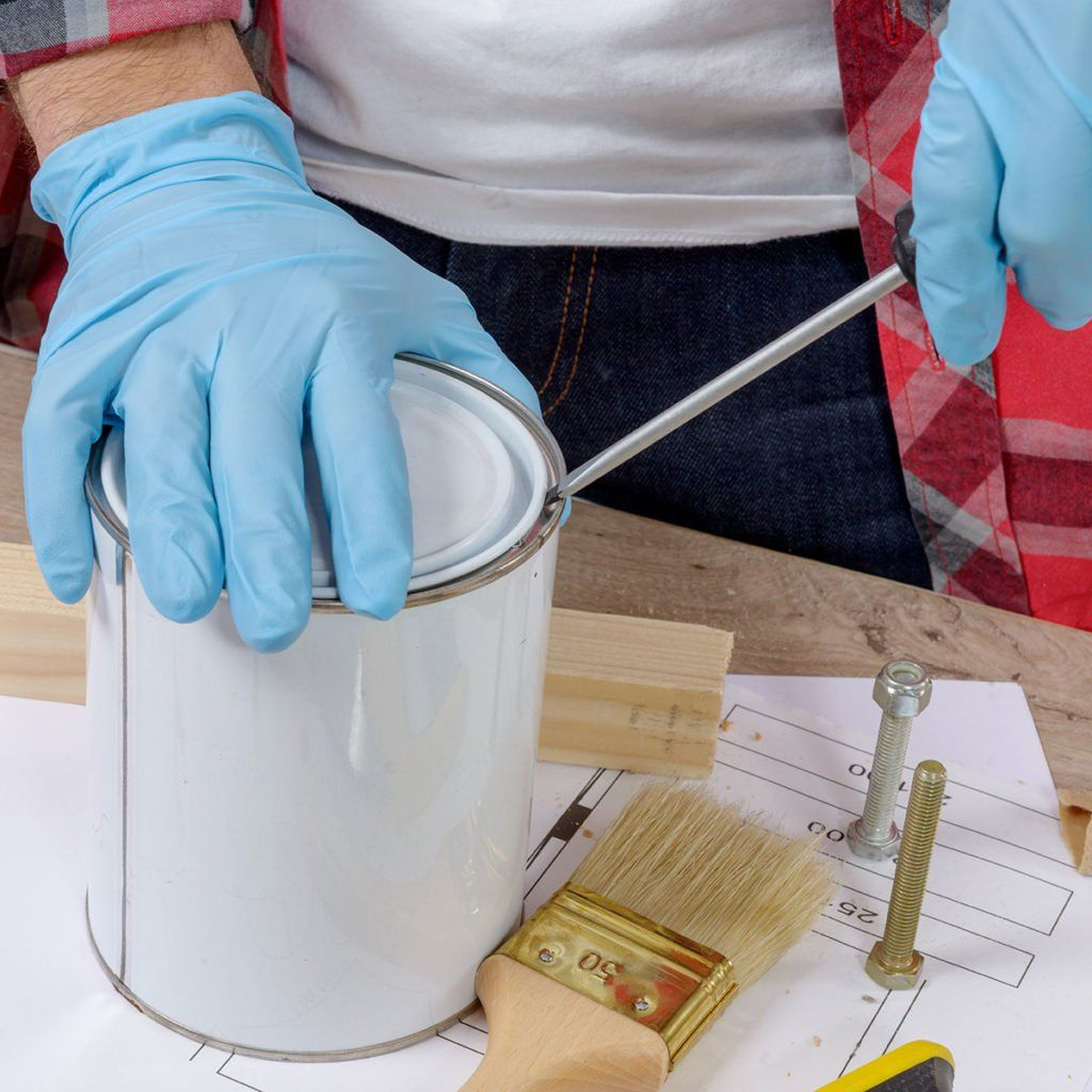 How To Open a Paint Can (and Everything Else You Need to
