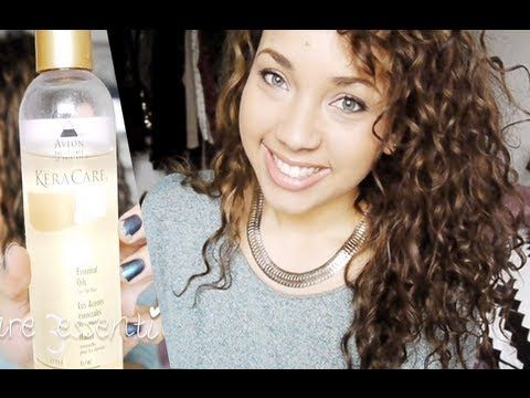 Styling Curly Hair Styling My Big Curly Hair ♡ Wet To Dry  For Me Beauty Tips