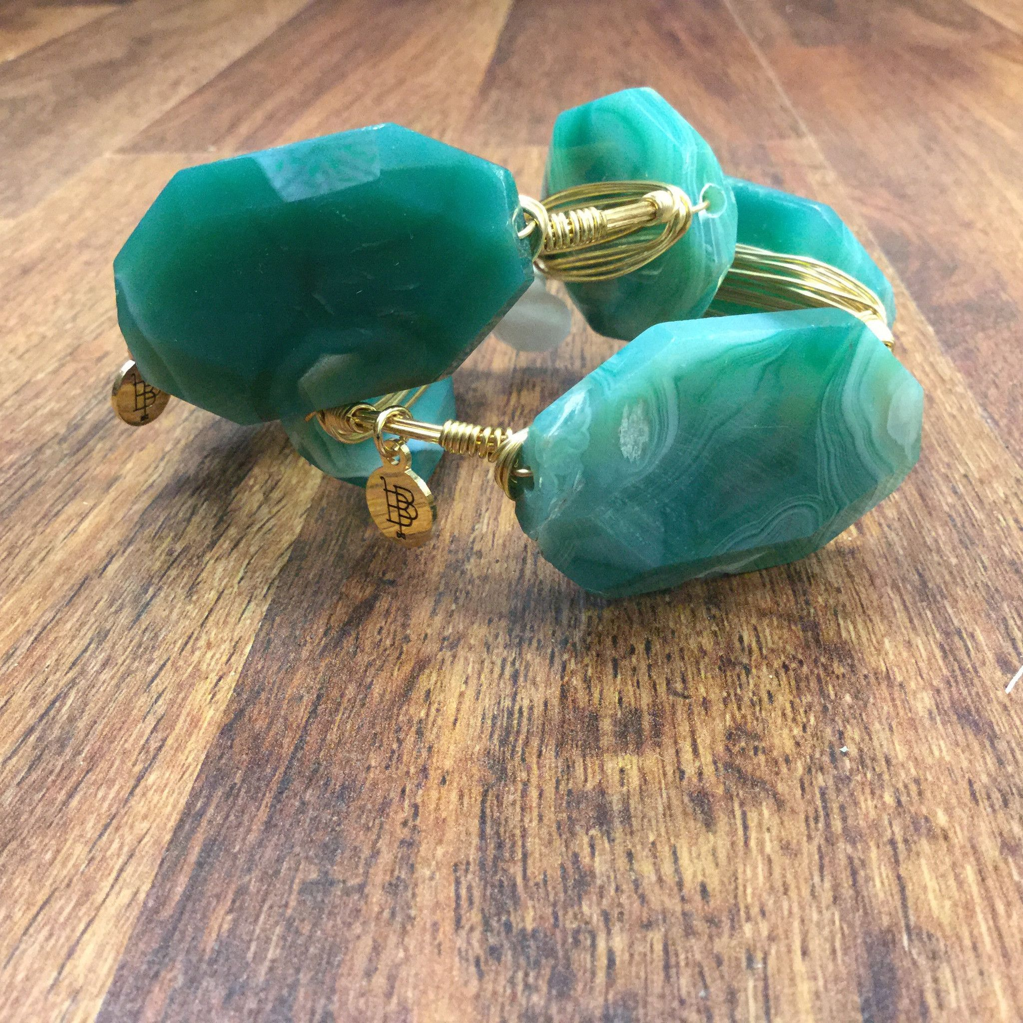 Medium Jade Bangle