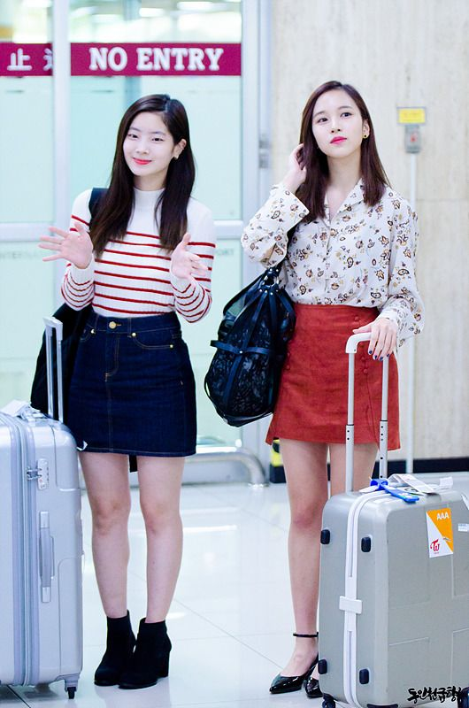 Fy Twice Photo Twice Style Pinterest Kpop Airport Fashion And Korean