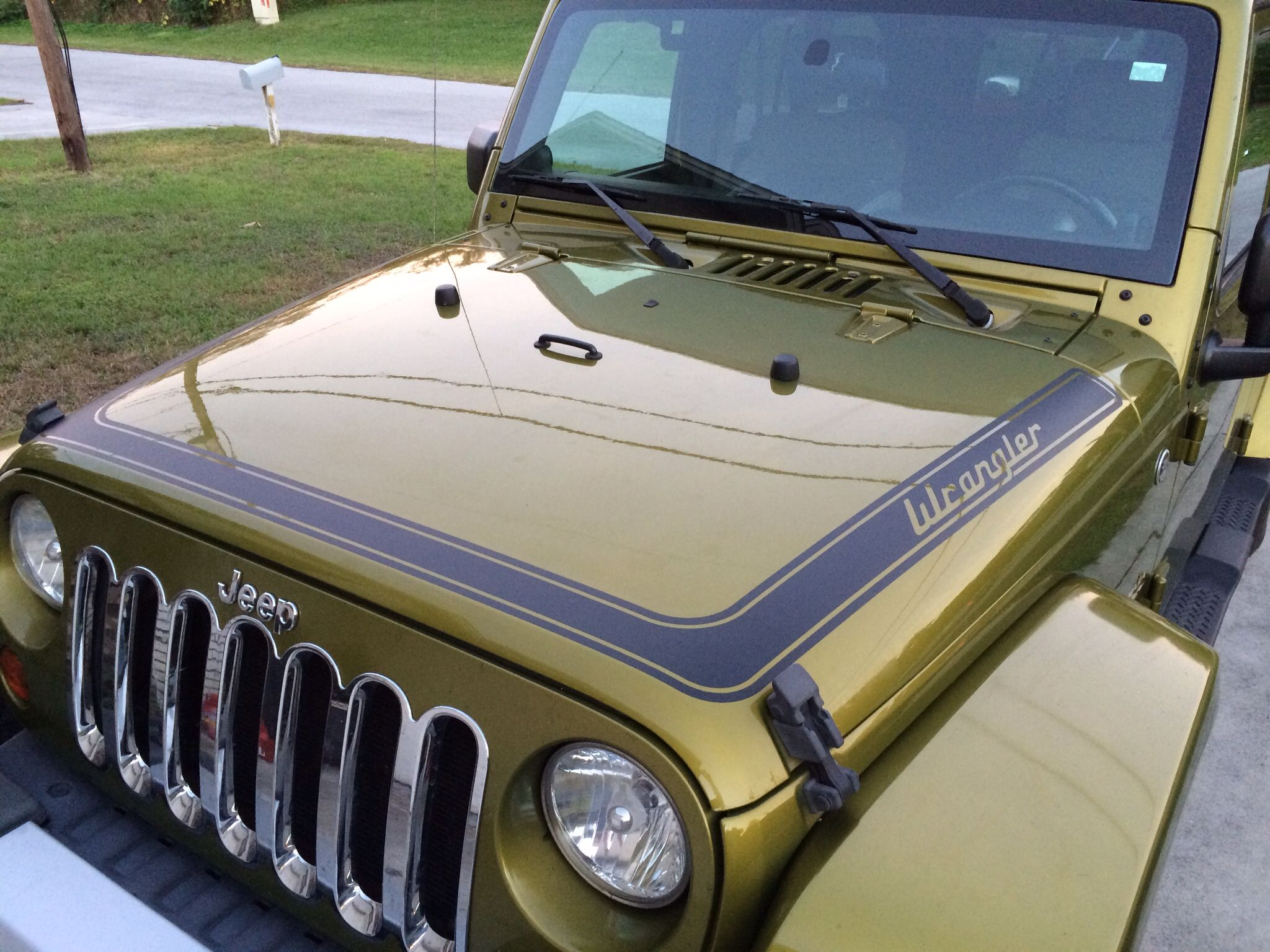 Jeep Wrangler JK Hood Graphics Jeep Graphics Pinterest Jeep - Jeep hood decalsgraphics for jeep wrangler hood decals and graphics www