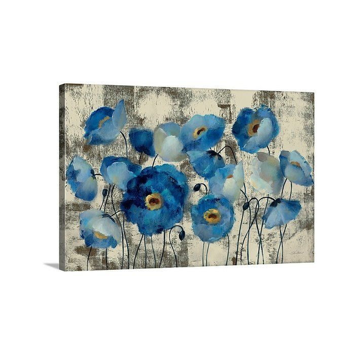 Gallery wrapped canvas print uses artist grade canvas, archival inks and a UV protective coating to protect against fading for years to come. The canvas is stretched around sturdy wooden stretcher bars, creating a dramatic piece that won't require a frame.