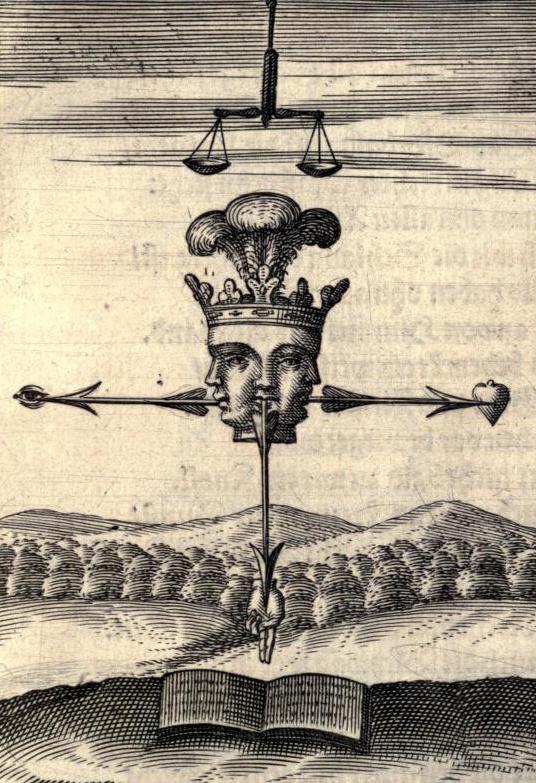 Andreas Friedrich. Emblemata Nova. 1617.
