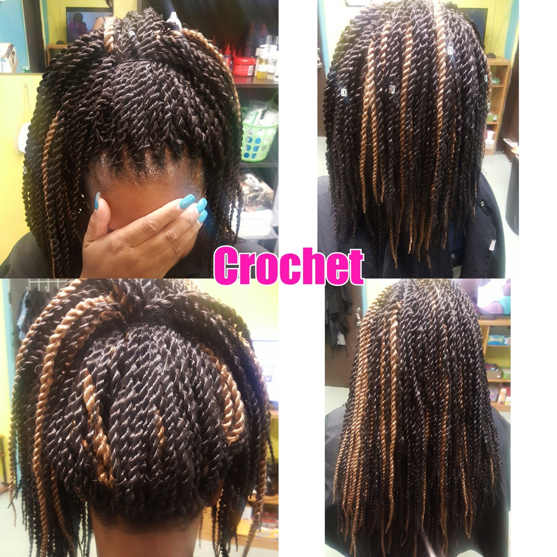 Crochet   CALL 601-946-5161 for appointments