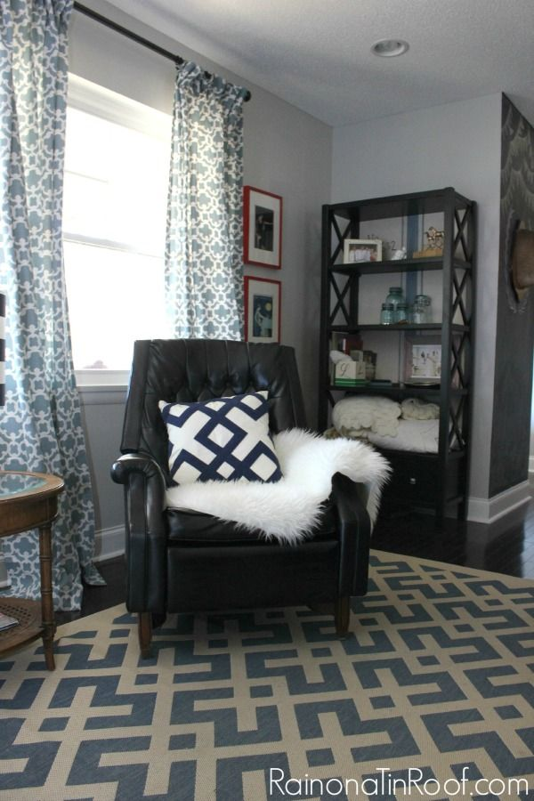 Repose Gray Walls + The Easiest Way To Paint A Room