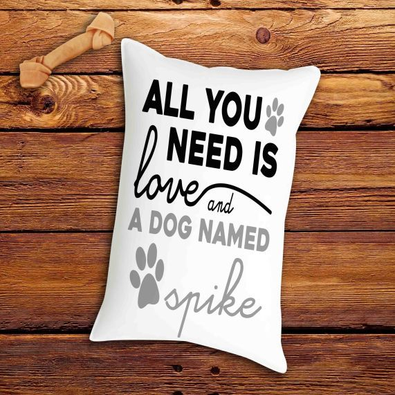 All You Need Is Love And Your Dog Pet Bed Pet Dogs Dog Gifts