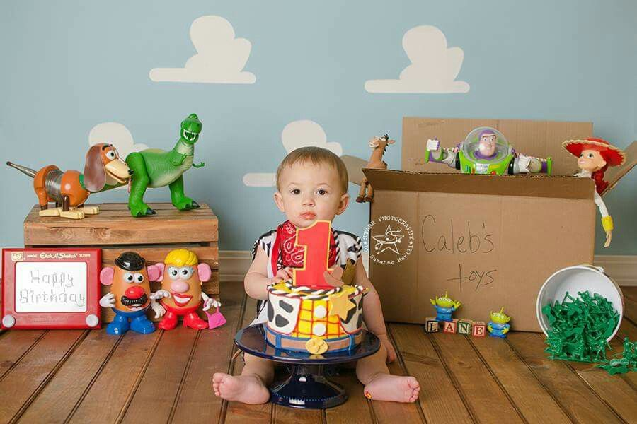 Toy Story Theme Dylans Birthday In 2019 Toy Story