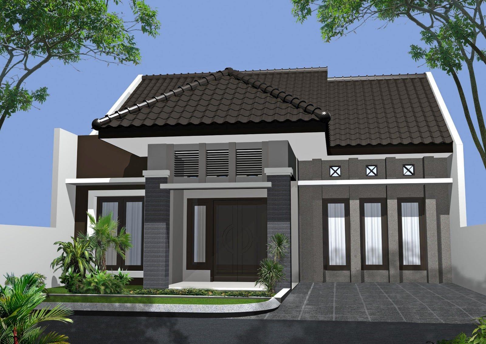 Desain Rumah Sederhana Tapi Terlihat Mewah Cek Bahan Bangunan