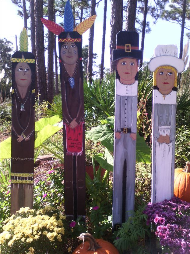 Pallet or fence board decorations | Thanksgiving ...