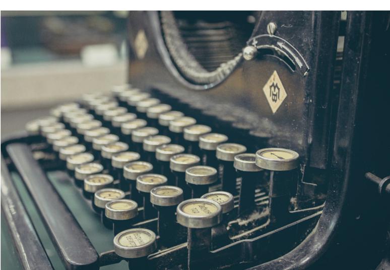 4 Tipps für Unternehmen, um erfolgreiche Blogbeiträge zu schreiben I vom Daniela Sprung