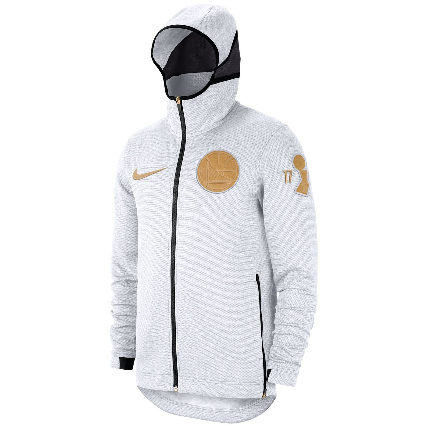 7fde0bde8 Golden State Warriors Nike Men's Therma Flex Back to Back Champions ...