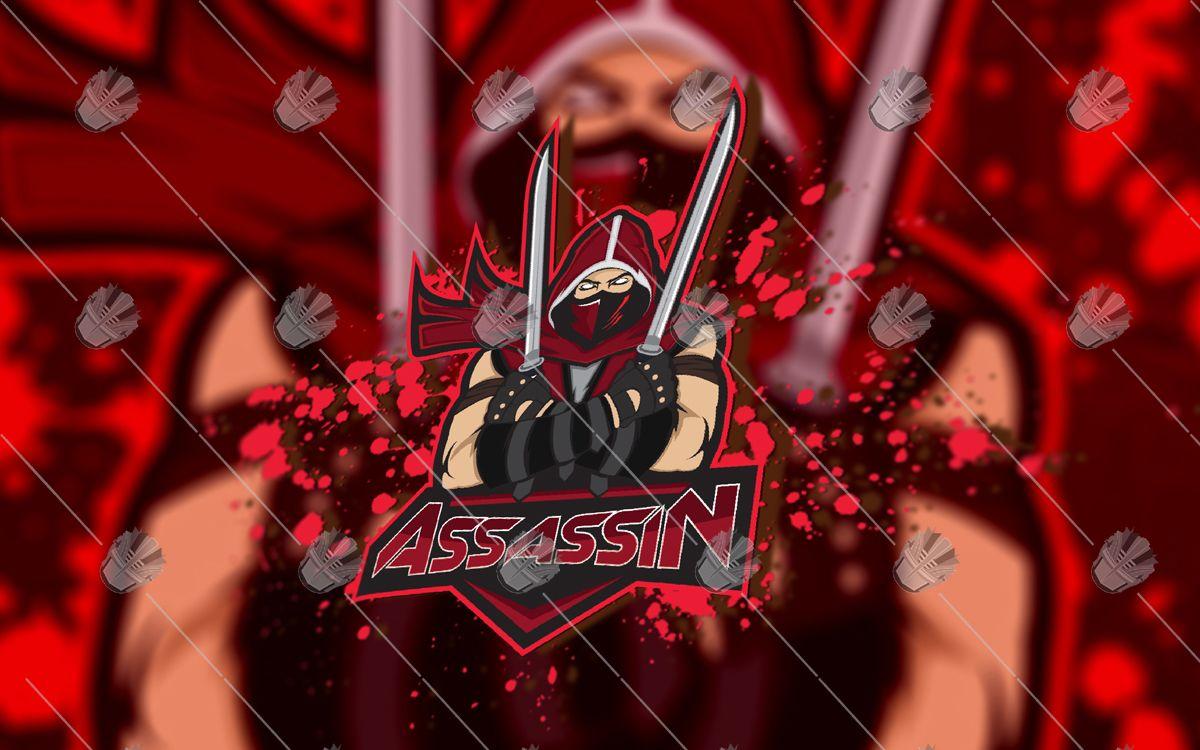 Assassin eSports Logo For Sale Esports logo, Esports