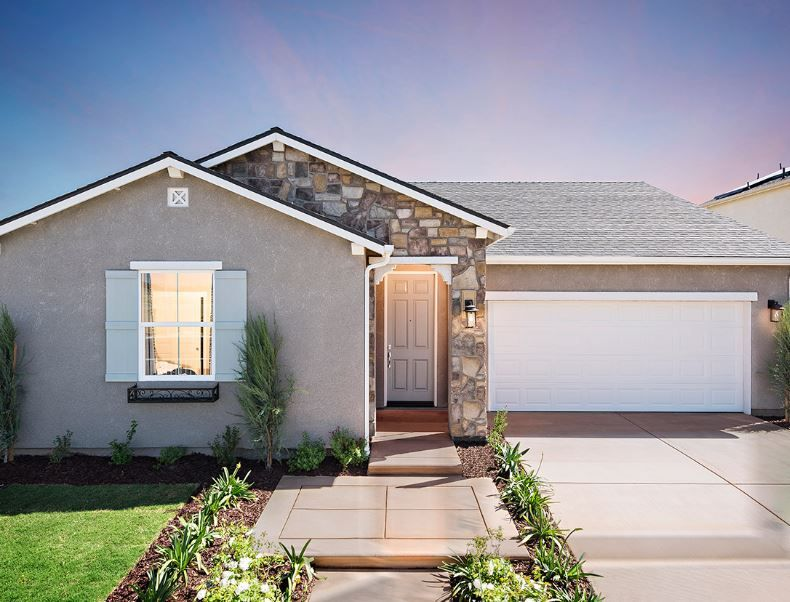 Cadence New Homes In Clovis Ca By Wathen Castanos Homes In 2020 New Homes New Home Builders Luxury Bedroom Master