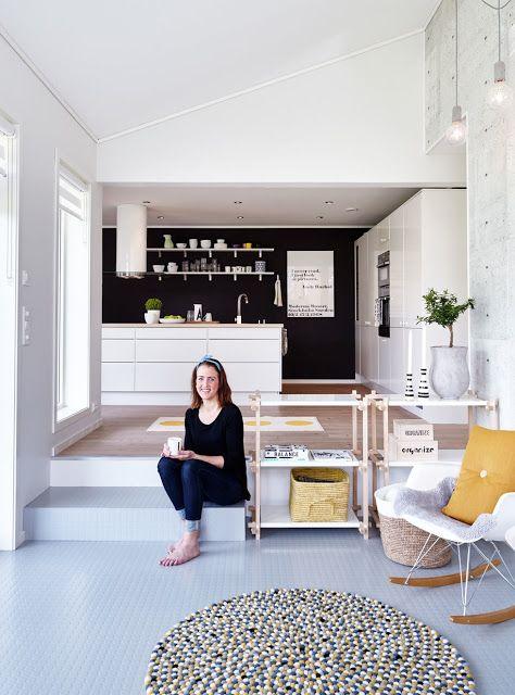 Blog Wnętrzarski Design Nowoczesne Projekty Wnętrz Norweski Dom