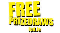Free Prize Draws offers you the chance to win fantastic free