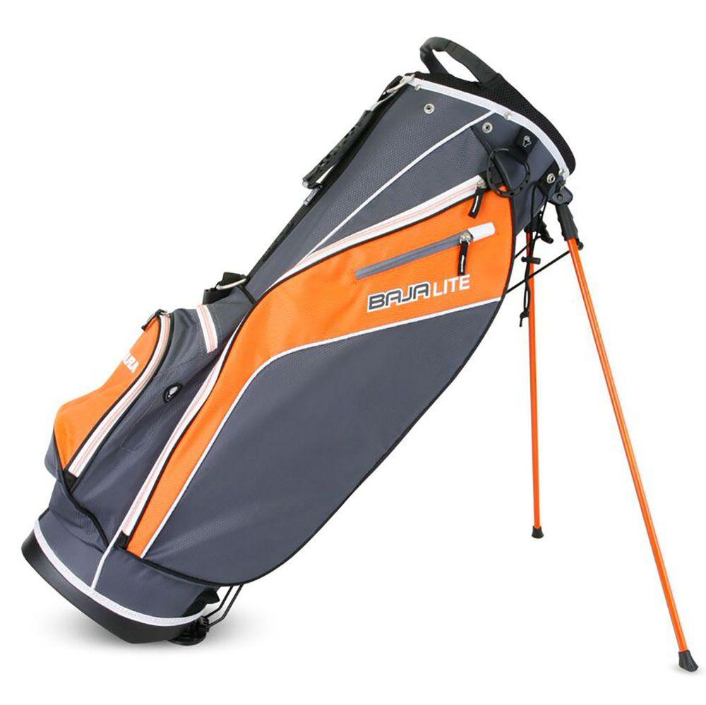 4741654fb9c8 NEW Sahara Golf Baja Lite Stand Bag 6-way Top Full Dividers - You ...