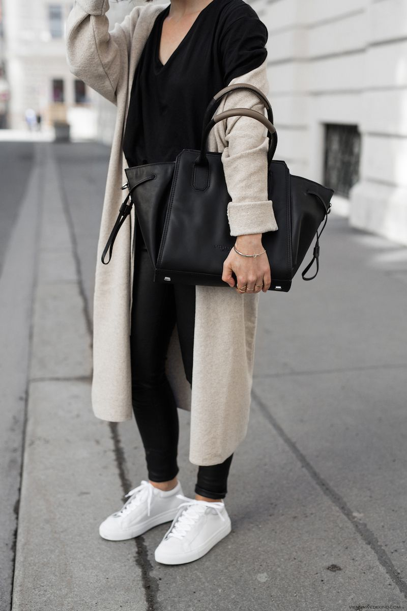 Leather + Linen I More on viennawedekind.com