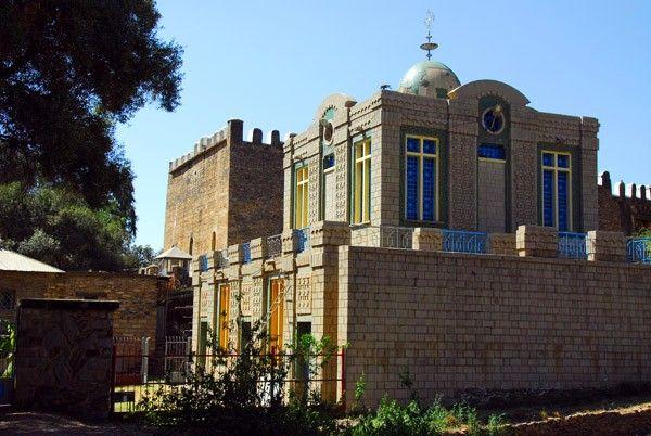 Tajomnou Aksum, Ethiopia