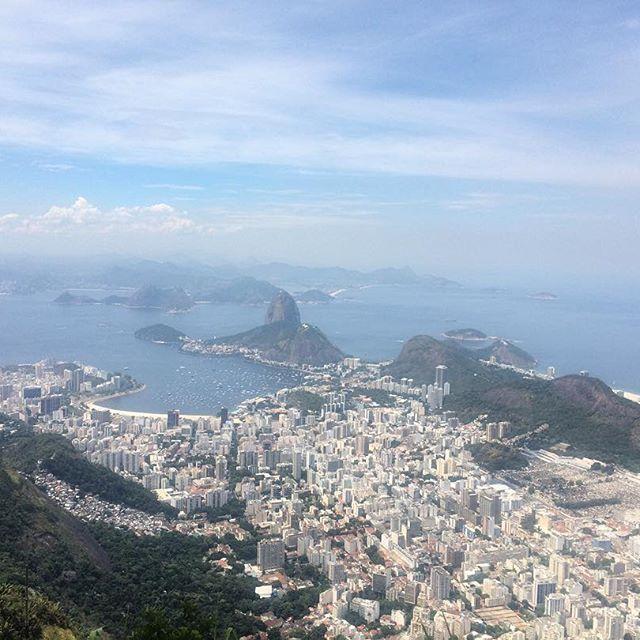 Rio fra toppen 🏞