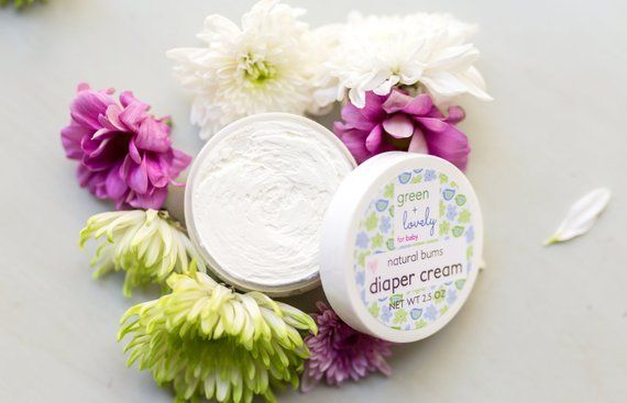 Diaper Cream, Diaper Rash Cream, Diaper Rash Treatment, Rash Cream, Baby Rash Cream, All Natural, Organic, Herbal Diaper Ointment, Baby Gift