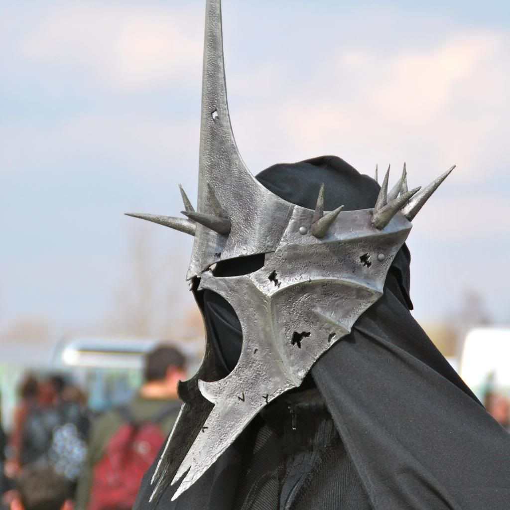 My Witch King Cosplay ...